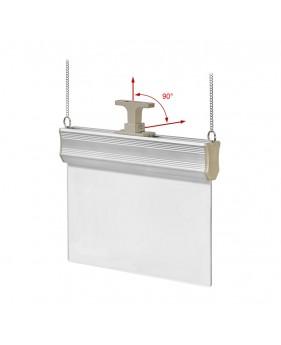 Аварийный светильник LED DELUX REL802 1W