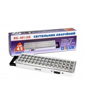 Аварийный светильник LED DELUX REL401 3W