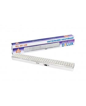 Аварийный светильник LED DELUX REL901 6W