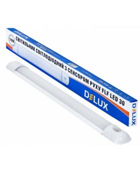 Светодиодный светильник DELUX FLF LED30 16W с датчиком