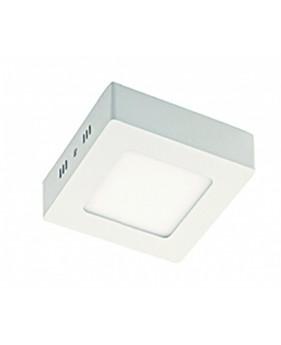Светодиодный светильник DELUX CFQ LED40 12 Вт накладной,квадрат