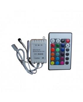 Контроллер RGB 6А-IR-24