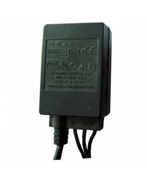 Контроллер для гирлянд IP44