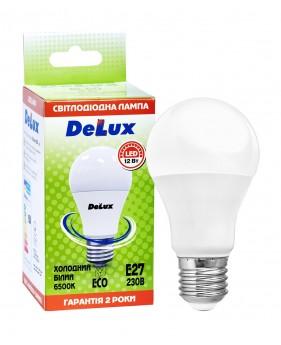 Светодиодная лампа DELUX BL60 12Вт E27 холодный  белый