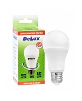 Светодиодная лампа  DELUX  BL60 7 Вт E27 белый