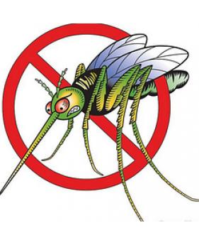 Уничтожитель насекомых AKL-15 квадратная 2х4Вт 30м² Delux