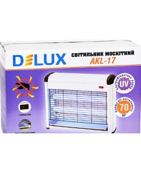Уничтожитель насекомых DELUX AKL-17