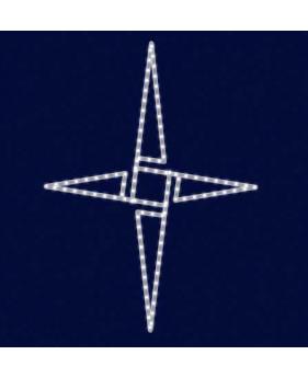 """Светодиодная звезда """"Light"""""""