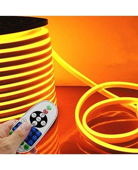 Светодиодный Neon Flex 220V золотой