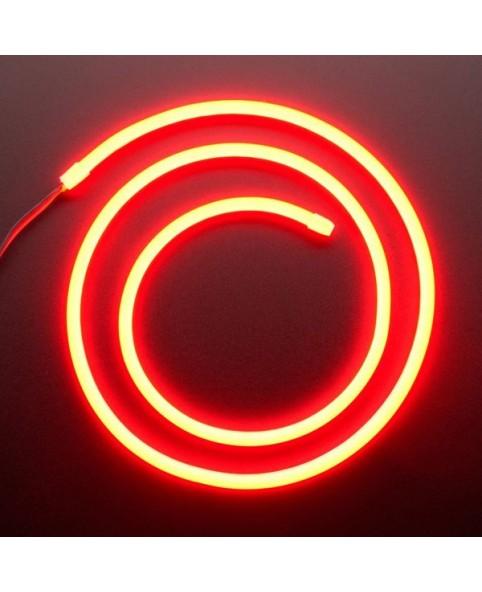 Светодиодный Neon Flex 220V красный