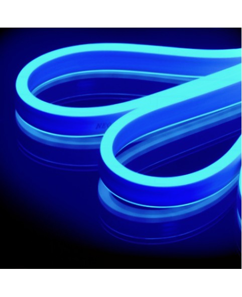 Светодиодный Neon Flex 220V синий