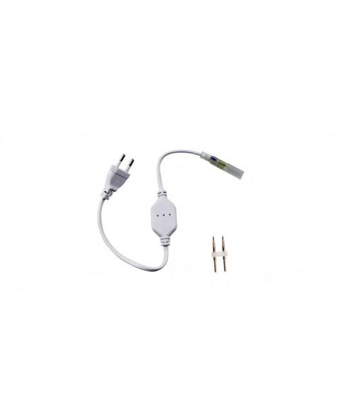 Кабель питания для светодиодных лент Neon Flex 220 В