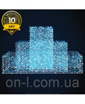 """3D светодиодный фонтан """"Каскад"""""""