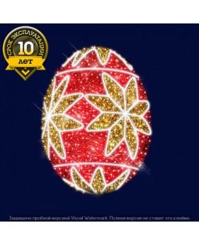 """3D светодиодная конструкция пасхальное яйцо """"Праздничное"""""""