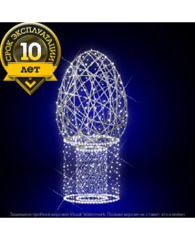 """3D светодиодная конструкция """"Яйцо в подставке"""""""