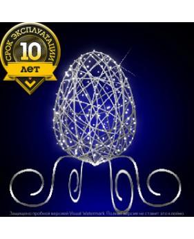 """3D светодиодная конструкция """"Яйцо на подставочке"""""""