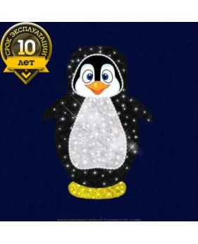 """3D светодиодный пингвин """"Лапочка"""" 0.8*1,5*0,8"""