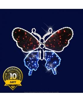 """3D светодиодная конструкция бабочка """"Селена"""""""