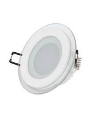 Светодиодный светильник (круглый)