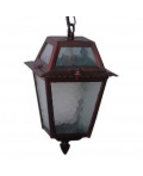 Садово-парковый светильник DeLux PALACE 1019C красная медь