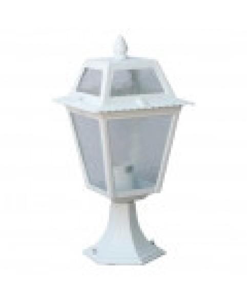 Садово-парковый светильник DeLux PALACE 1019A1 белый