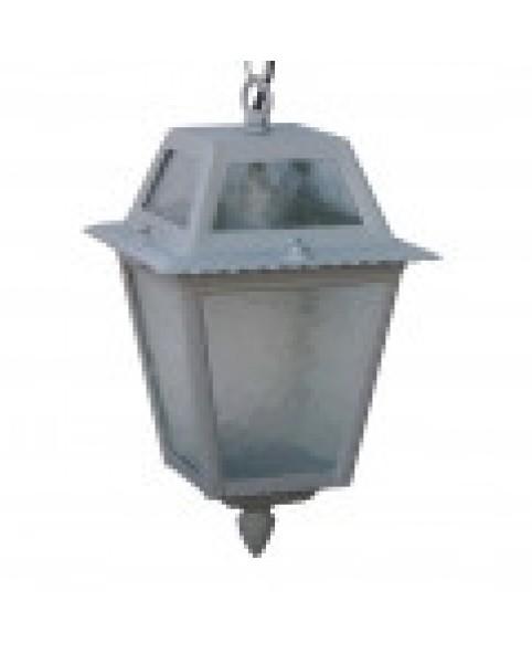 Садово-парковый светильник DeLux PALACE 1019C серебрянный