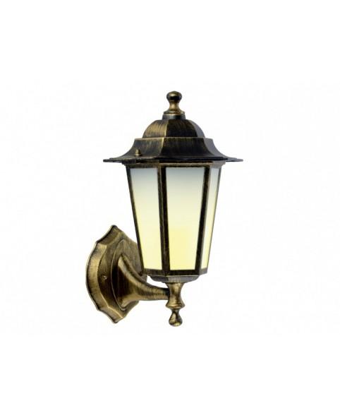 Садово-парковый светильник DeLux PALACE A01 черное золото