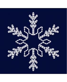 """Светодиодная снежинка """"Праздник"""""""
