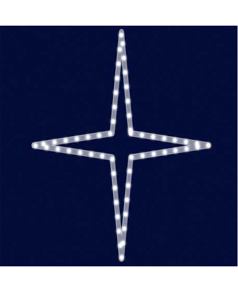 Звезда светодиодная LZ010