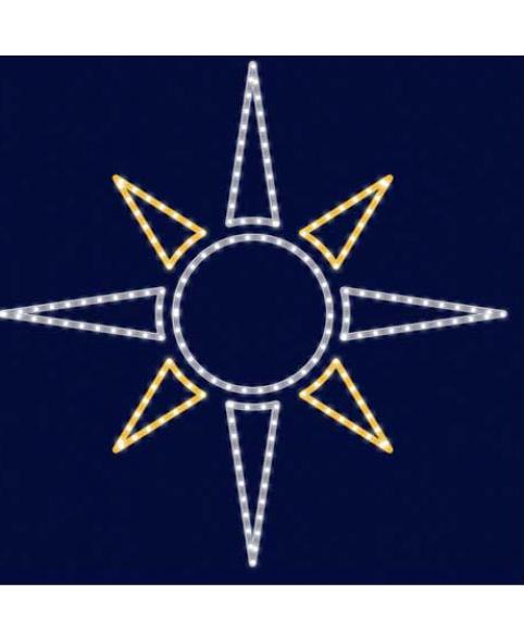 Звезда светодиодная LZ027