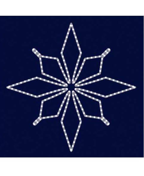 Звезда светодиодная LZ041