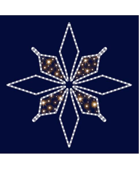Звезда светодиодная LZ042