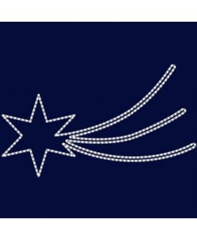 "Светодиодная звезда ""Комета"""