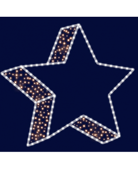 """Светодиодная звезда """"Удача"""""""