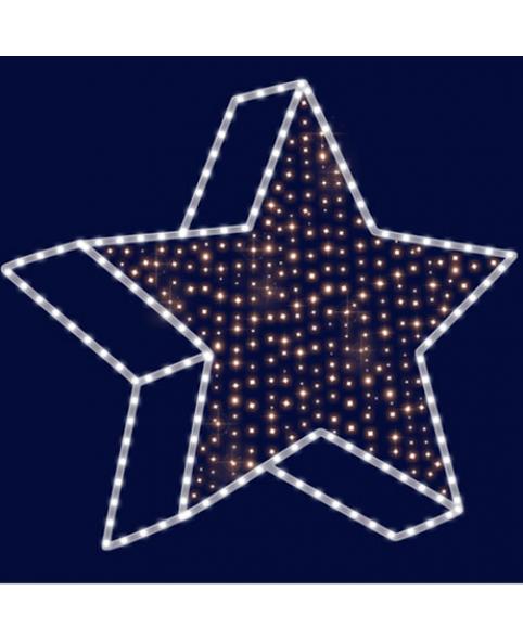 Звезда светодиодная LZ053