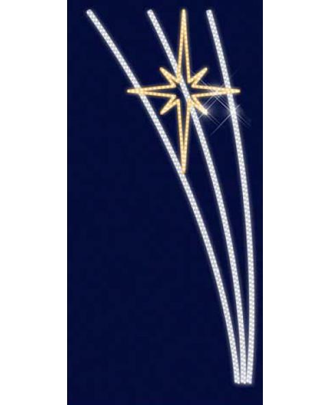 Кронштейн наопору светодиодный Звезда