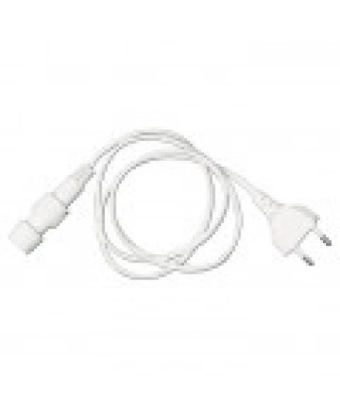 Силовой кабель 3-полюсный с вилкой для светового провода RBRLx3