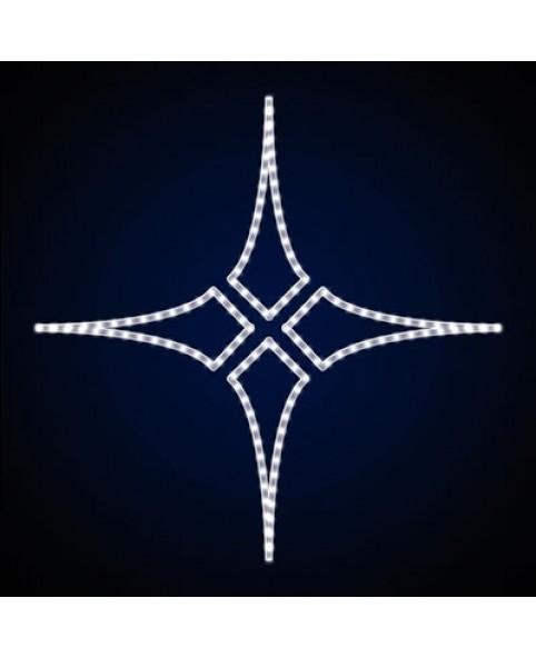 """Звезда светодиодная """"5 элемент"""", 15 Вт"""