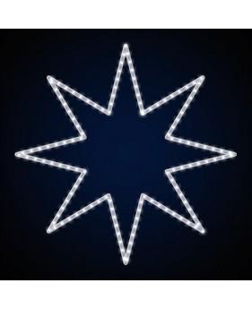"""Светодиодная звезда """"Вега восьмиконечная"""""""