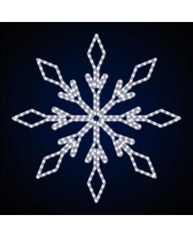 """Светодиодная снежинка """"Престиж"""""""