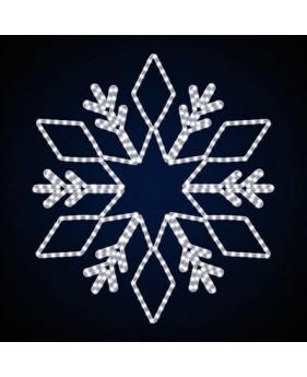 """Светодиодная снежинка """"Азур"""""""