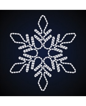 """Светодиодная снежинка """"Люкс"""""""