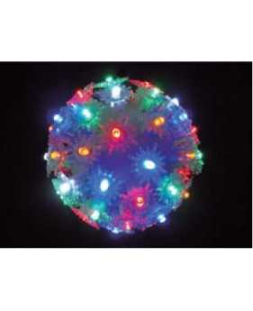 Гирлянда внутренняя DELUX BALL LIGHT 100LED мульти, внутренняя