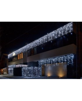 Гирлянда-бахрома Stalactite Light (рваная штора), 76 светодиодов