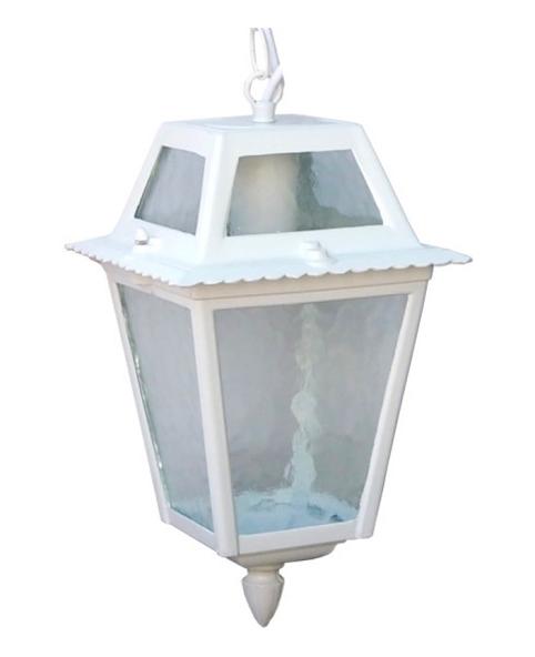 Садово-парковый светильник DeLux PALACE 1019C белый